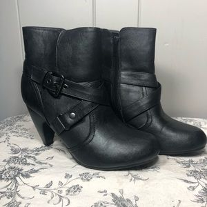 Lane Bryant Strappy Ankle Boots